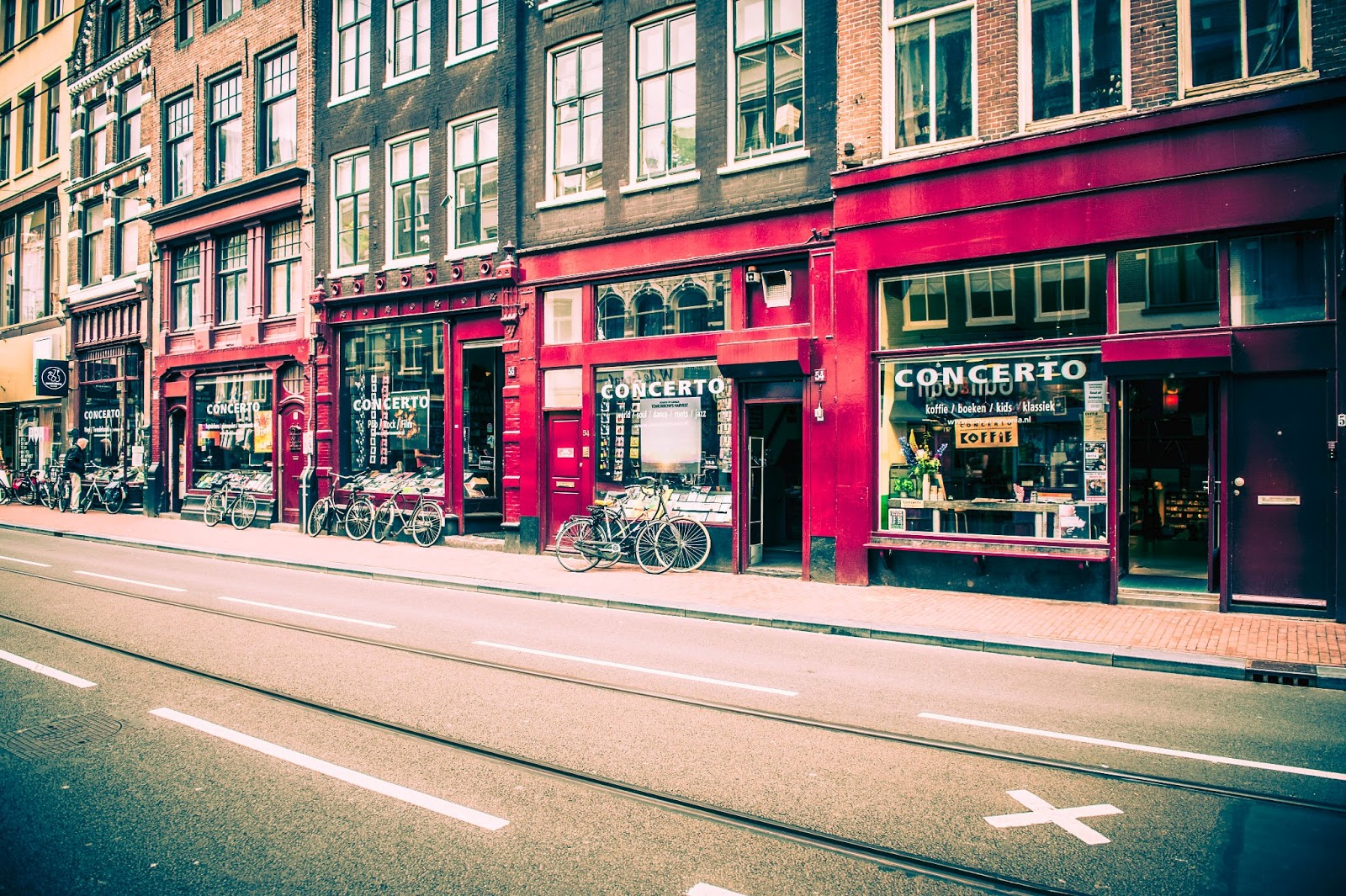 Concerto Recordstore Amsterdam The Place For Music Lovers